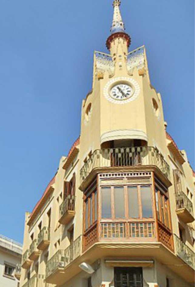 Sitges y su arquitectura, SITGES Y SU ARQUITECTURA, ESENCIA CUBANA Y ALMA MEDITERRÁNEA