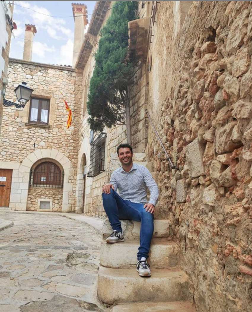 , Un paseo por Sitges